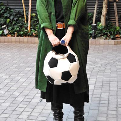 画像5: Ore / Soccer Ball Bag(サッカーボールバッグ)/  L・ブラック