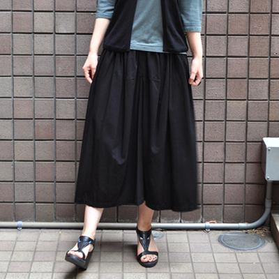 画像5: 【 SALE 】¥15,000→¥13,000 / FACTORY(ファクトリー)/ バンブーコットン ギャザースカート