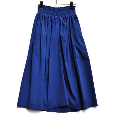 画像2: 【 SALE 】¥15,000→¥13,000 / FACTORY(ファクトリー)/ バンブーコットン ギャザースカート