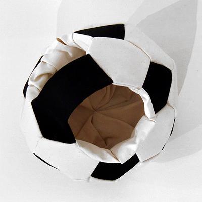画像2: Ore / Soccer Ball Bag(サッカーボールバッグ)/  M・ブラック