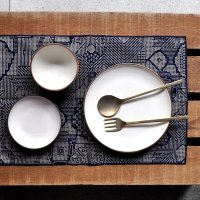 十布(テンプ) /  福島の刺子織 ランチマット