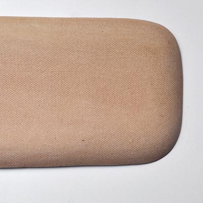 画像2: 一翠窯 / たたら長方皿(長)・トルコブルー