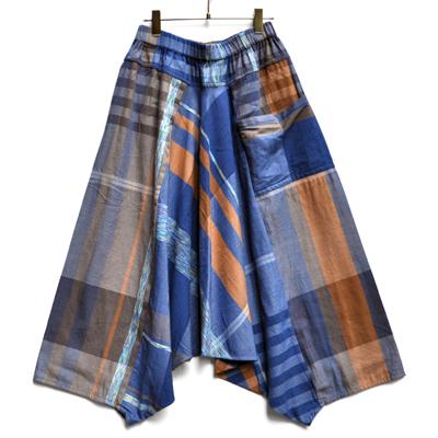 画像2: tamaki niime(玉木新雌) / only one tarun pants cotton(オンリーワン タルンパンツ:コットン)・ロングレングス