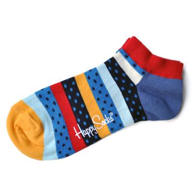 画像1: Happy Socks(ハッピーソックス)/ ローソックス( Dotted Stripe )