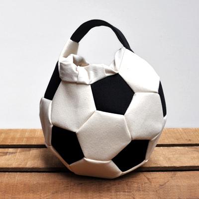 画像1: Ore / Soccer Ball Bag(サッカーボールバッグ)/  M・ブラック