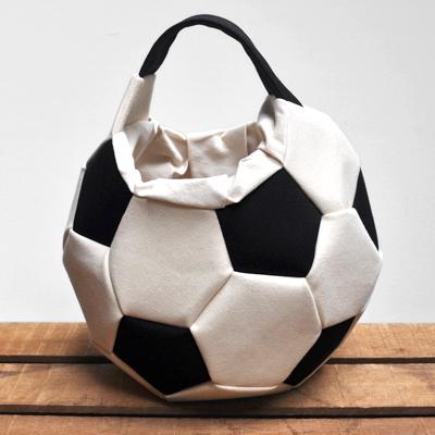 画像1: Ore / Soccer Ball Bag(サッカーボールバッグ)/  L・ブラック