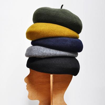 画像1: odds / バスクウールベレー帽