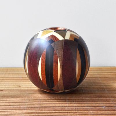 画像1: 金指勝悦 / 球体一輪挿し