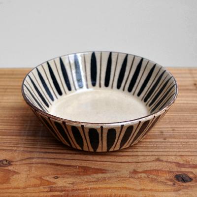 画像1: 工房小春花 / 麦藁手 5寸切立鉢