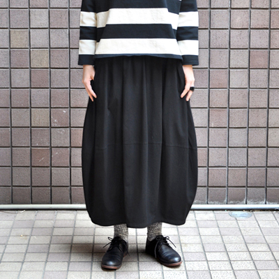 画像4: 【 2018SS 】FACTORY(ファクトリー)/ バンブーコットン バルーンスカート