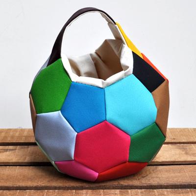 画像1: Ore / Soccer Ball Bag(サッカーボールバッグ)/  L・ソリッドカラー【 B 】