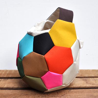 画像3: Ore / Soccer Ball Bag(サッカーボールバッグ)/  L・ソリッドカラー【 B 】
