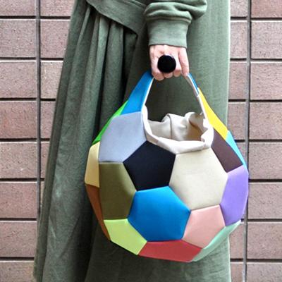 画像1: Ore / Soccer Ball Bag(サッカーボールバッグ)/  L・ソリッドカラー【 A 】