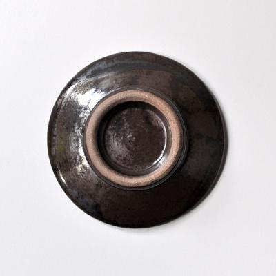 画像3: 工房マチヒコ / 3.5寸皿(点打ち×飛び鉋)