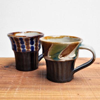 画像1: 工房マチヒコ / マグカップ