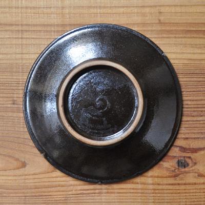 画像2: ノモ陶器製作所 / 6寸皿・ゴス