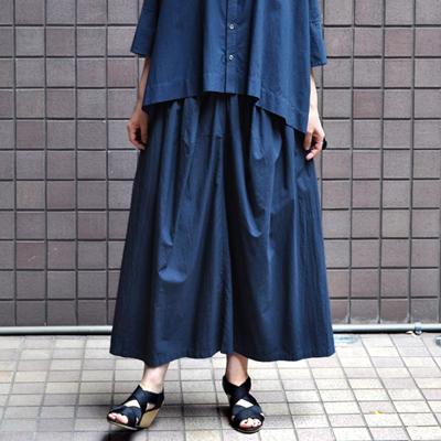 画像3: 【 SALE 】¥15,000→¥13,500 / FACTORY(ファクトリー) / ペルー綿 ギャザースカート