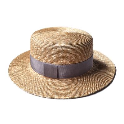 画像1: NAPRON(ナプロン)/ Straw Brade Kankan(カンカン帽)