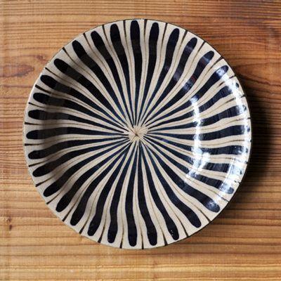 画像3: 工房小春花 / 麦藁手 7寸平鉢