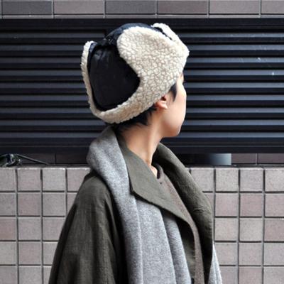 画像1:  【 SALE20%OFF 】¥9,000→¥7,200 / DECHO(デコー)/  BLIZZARD CAP(ブリザードキャップ)