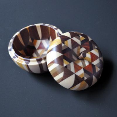 画像3: 金指勝悦 / リンゴの小物入れ( M )